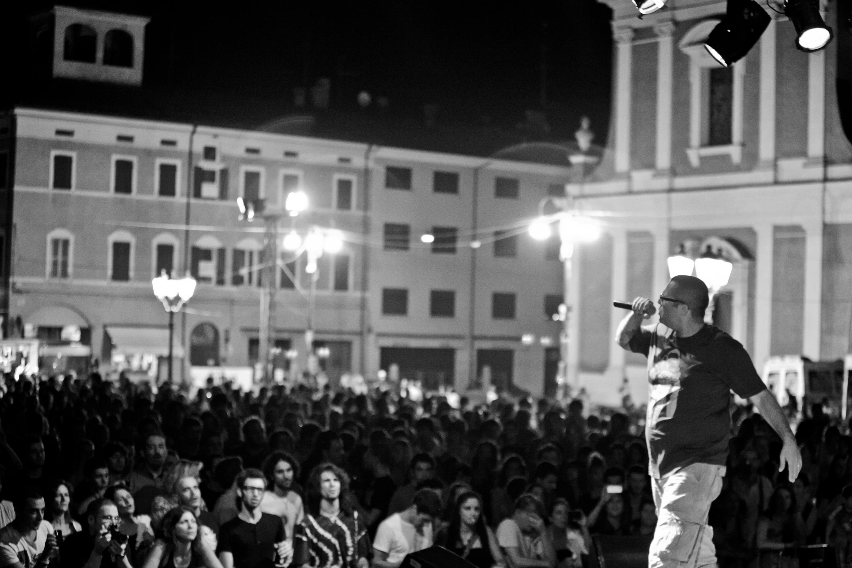 FrankieHiNRG foto Luigi Ottani