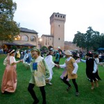 gruppo medievale Pro loco foto Luigi Ottani